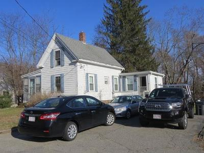 Avon Single Family Home For Sale: 59 Gill St
