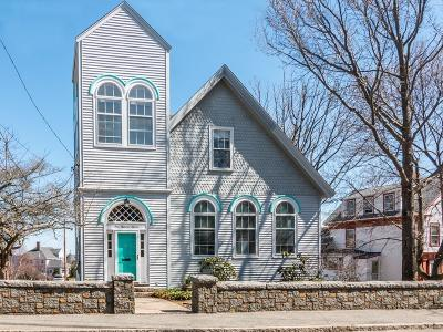 Rockport Single Family Home For Sale: 111 Granite St