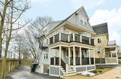 MA-Suffolk County Multi Family Home For Sale: 8-8a Asticou Rd