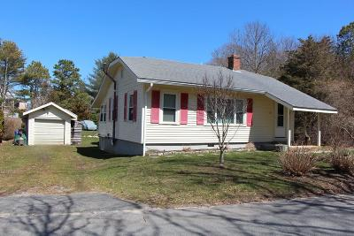Bourne Single Family Home For Sale: 24 Lamont Rd