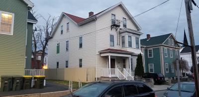 Fall River Multi Family Home For Sale: 213 Purchase Street