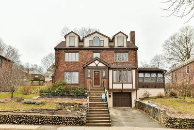 Brookline Rental For Rent: 292 Mason Terrace