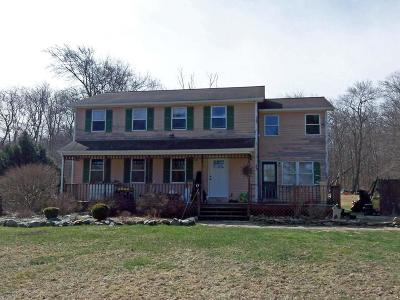 Freetown Single Family Home Under Agreement: 71 Narrows Rd