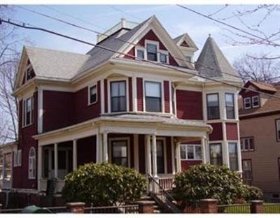 Malden Single Family Home Under Agreement: 135 Hawthorne St