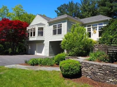 Framingham Single Family Home For Sale: 61 Carter Drive