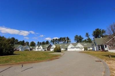 Carver Condo/Townhouse Under Agreement: 8 Pine Ridge Way #E
