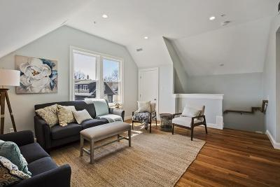 Somerville Condo/Townhouse Price Changed: 59 Berkeley Street #3