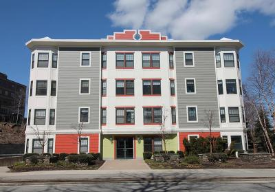 Cambridge Condo/Townhouse Contingent: 773 Concord Ave #105