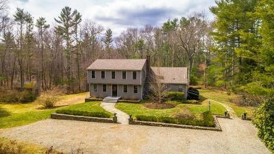Duxbury Single Family Home For Sale: 134 Autumn Ave