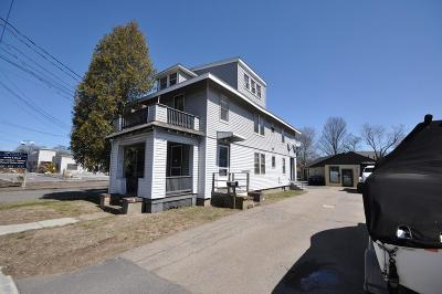Framingham Multi Family Home Under Agreement: 499-501 Concord