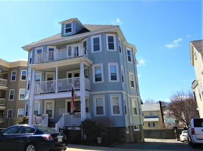 Boston MA Condo/Townhouse Reactivated: $579,900
