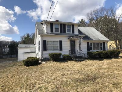 MA-Norfolk County Single Family Home For Sale: 79 Mechanic Street