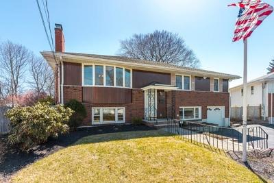 Medford Single Family Home Contingent: 14 Lorraine Rd