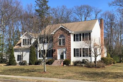 Hudson Single Family Home Under Agreement: 7 Atherton Road