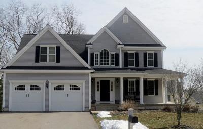 Franklin Single Family Home Under Agreement: 138 Brandywine
