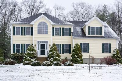 Millis Single Family Home Contingent: 12 Granite Drive