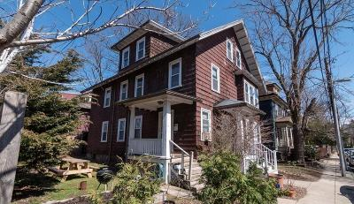 Multi Family Home For Sale: 29-31 Goodrich Rd