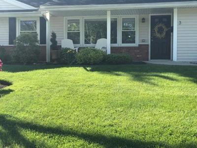 Peabody Single Family Home Under Agreement: 3 Market Street