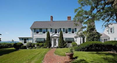 Plymouth Single Family Home Under Agreement: 200 Warren Ave