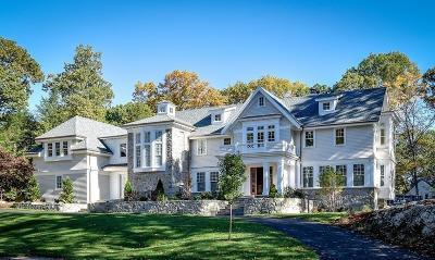 Needham Single Family Home For Sale: 7 Fair Oaks Park
