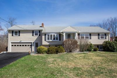 Weymouth Single Family Home For Sale: 85 Randolph St