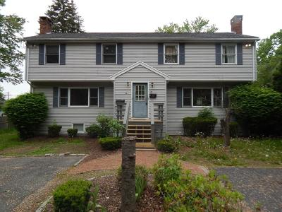 Framingham Condo/Townhouse For Sale: 4 Marian Rd #B