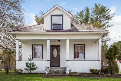 East Bridgewater Single Family Home Under Agreement: 127 Belmont St