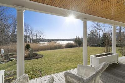 Cohasset Single Family Home For Sale: 92 Beach St
