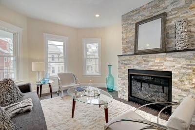 Somerville Condo/Townhouse For Sale: 122 Hudson Street #1