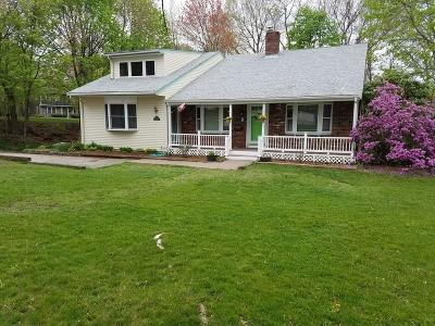 Hingham Single Family Home For Sale: 5 Ward Street