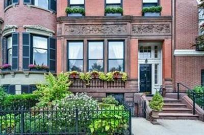 Rental For Rent: 87 Beacon Street, Furnished #1