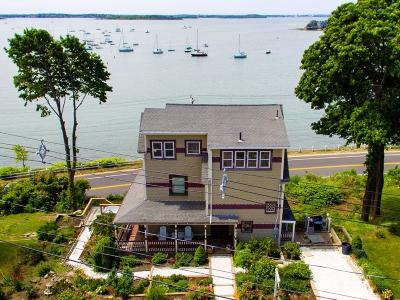 Hull Single Family Home For Sale: 875 Nantasket Ave