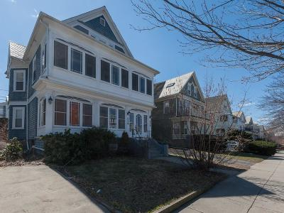 Somerville Condo/Townhouse For Sale: 216 Powder House Blvd #216