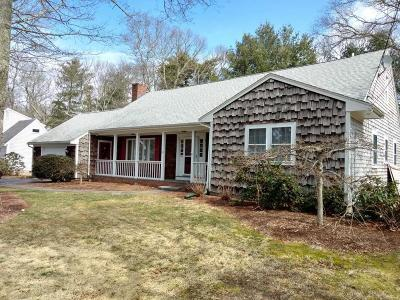 Falmouth Single Family Home For Sale: 30 East Harbor Dr