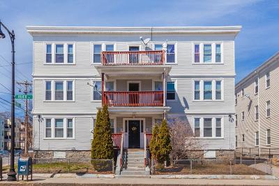 Boston MA Condo/Townhouse Under Agreement: $210,000