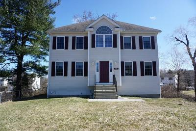 Billerica Single Family Home For Sale: 121 Andover Road