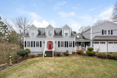 Braintree Single Family Home For Sale: 53 Howard St