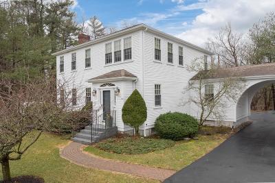 Hingham Single Family Home Under Agreement: 1193 Main Street #D-2