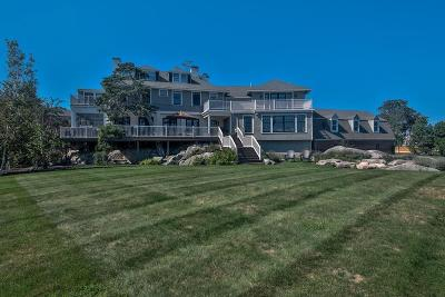 Cohasset MA Single Family Home For Sale: $3,190,000