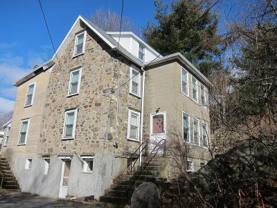Malden Single Family Home Under Agreement: 47 Beachview Terrace