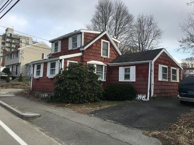 Quincy Single Family Home Contingent: 334 Quarry St
