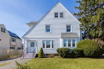 Beverly Single Family Home For Sale: 9 Glidden St