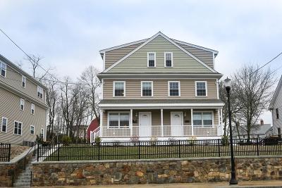 Framingham Single Family Home For Sale: 21 Water St #21