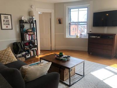 Rental Under Agreement: 81 Mount Vernon Street #7