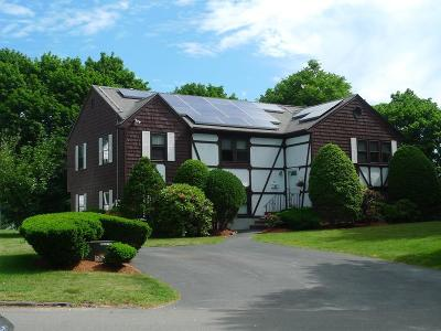 Stoneham Single Family Home For Sale: 18 Cricklewood Dr