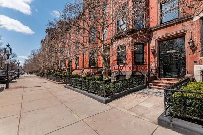 Condo/Townhouse For Sale: 205 Commonwealth Avenue #10
