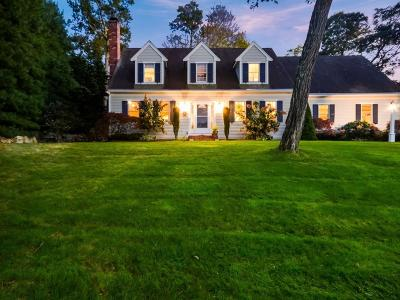 Single Family Home For Sale: 104 Woods Hole Rd