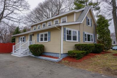 Peabody Single Family Home Under Agreement: 16 County St
