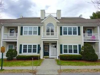 Andover Condo/Townhouse Under Agreement: 1200 Spring Valley Drive #A