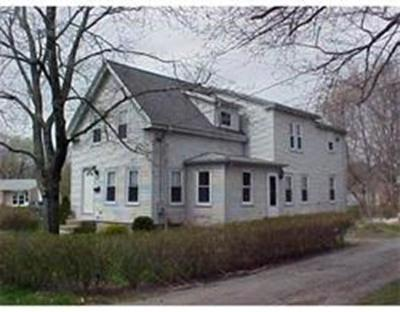 Middleboro Single Family Home Price Changed: 143 Sproat St